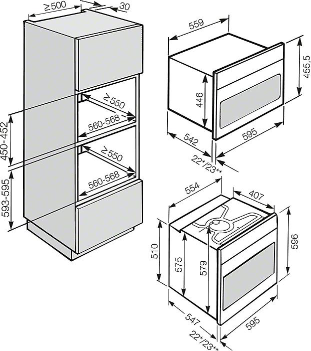 Шкаф для встраиваемого духового шкафа своими руками